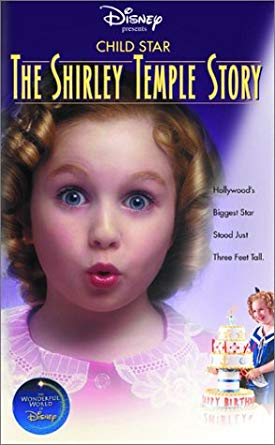 Child Star: The Shirley Temple Story VHS 2001