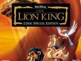 The Lion King: Special Edition DVD 2003