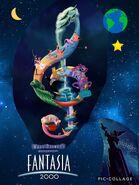 Fantasia 2000 (1992) VHS Poster