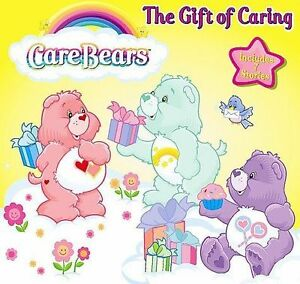 Care Bears: The Gift of Caring DVD 2006