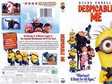 Despicable Me DVD 2010