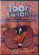 Toon Factory Daffy Duck Scrap Happy Daffy 2006 DVD