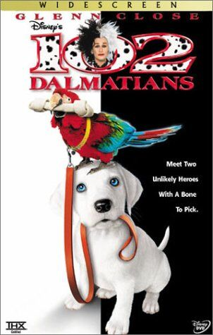 Opening And Closing To 102 Dalmatians 2000 2001 Vhs Dvd Vhs Openings Wiki Fandom