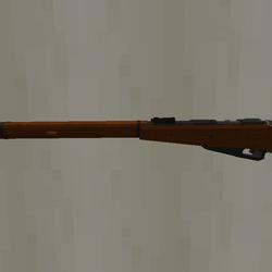 Mosin-Nagant M91/30