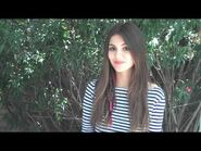 """Victoria Justice — """"Beggin' On Your Knees"""" Contest"""