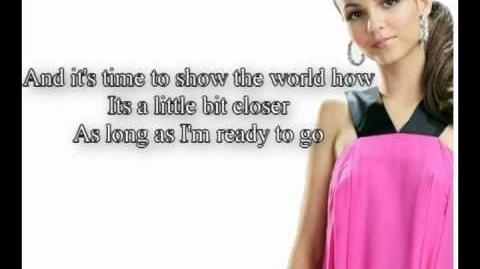 Victoria Justice - Make It Shine