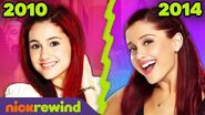 Ariana Grande Through the Years 👯♀️ Evolution from Victorious to Sam & Cat