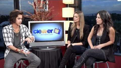 Avan Jogia Interview Victorious & iCarly Crossover