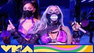 """Lady Gaga Performs a Medley of """"Chromatica II"""", """"Rain On Me (ft"""