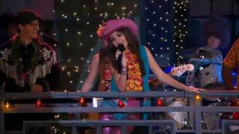 Victoria Justice Here´s to Us music video Victorious