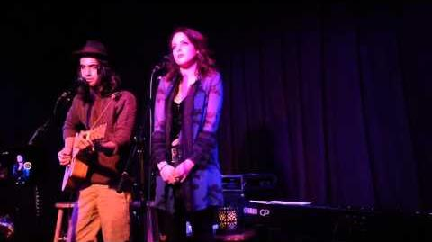 Liz Gillies and Avan Jogia - Love is Done (Live at Genghis Cohen)