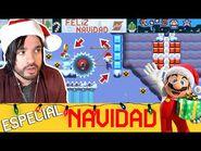 ESPECIAL DE NAVIDAD 2020🎄 - NIVELES DE SUBS -12 - Super Mario Maker 2 - ZetaSSJ
