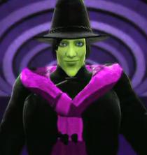 Gruntilda Winkybunion depicted using WWE '13