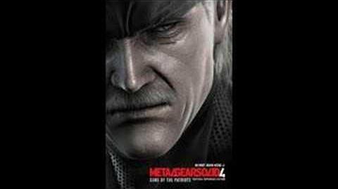 Metal Gear Solid 4 OST Metal Gear Saga