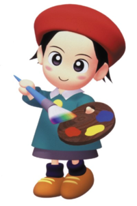 Adeleine in reality