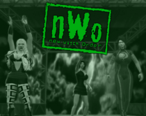 New Witch Order depicted using WWE 2K14