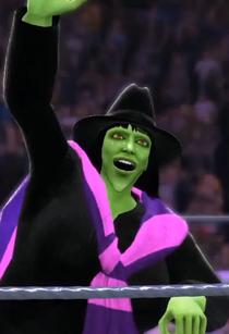 Gruntilda Winkybunion depicted using WWE 2K14
