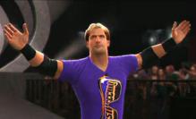 Zack Ryder depicted using WWE 2K14
