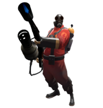 The Pyro in reality
