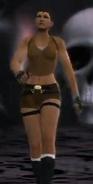 Lara halloween vgcw