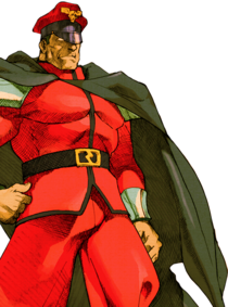 M. Bison in reality