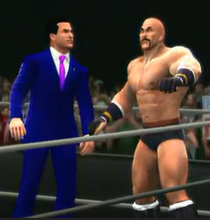 Ghost Trick depicted using WWE '13