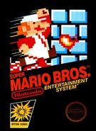 Super Mario Bros. box 09338.1397838384
