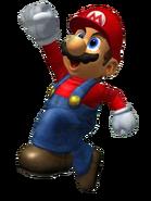 Mario - Super Smash Bros. Melee