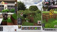 Minecraft-earth-screens