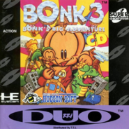 Bonk 3 bonk's big adventure cd