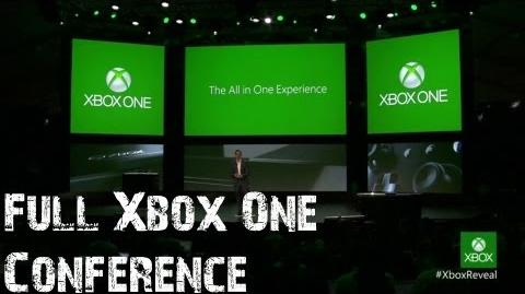 Xbox One Reveal - Full Xbox One Press Conference (1080p) World Premiere