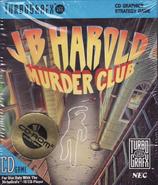 Jb harold murder club