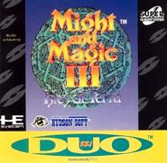 Might and magic iii isles of terra
