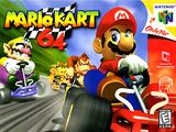 Mario Kart 64 Easter Eggs