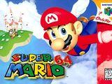 Super Mario 64 Easter Eggs