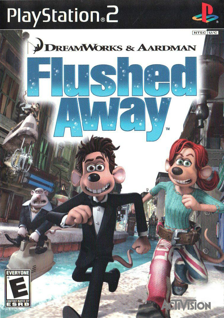 Flushed Away (Activision Version)