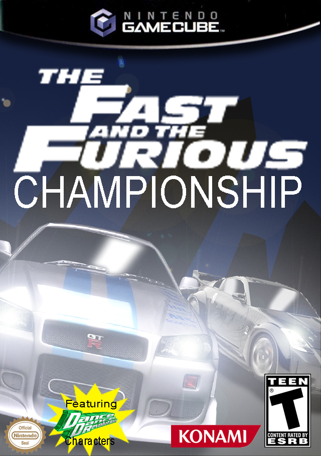 The Fast and the Furious Championship
