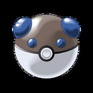Heavy Ball Redraw by oykawoo
