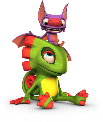 Super Smash Bros. 6/Yooka & Laylee