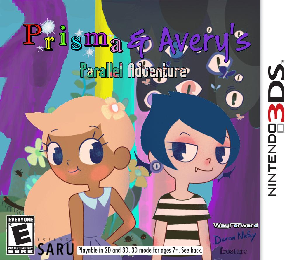 Prisma & Avery's Parallel Adventure