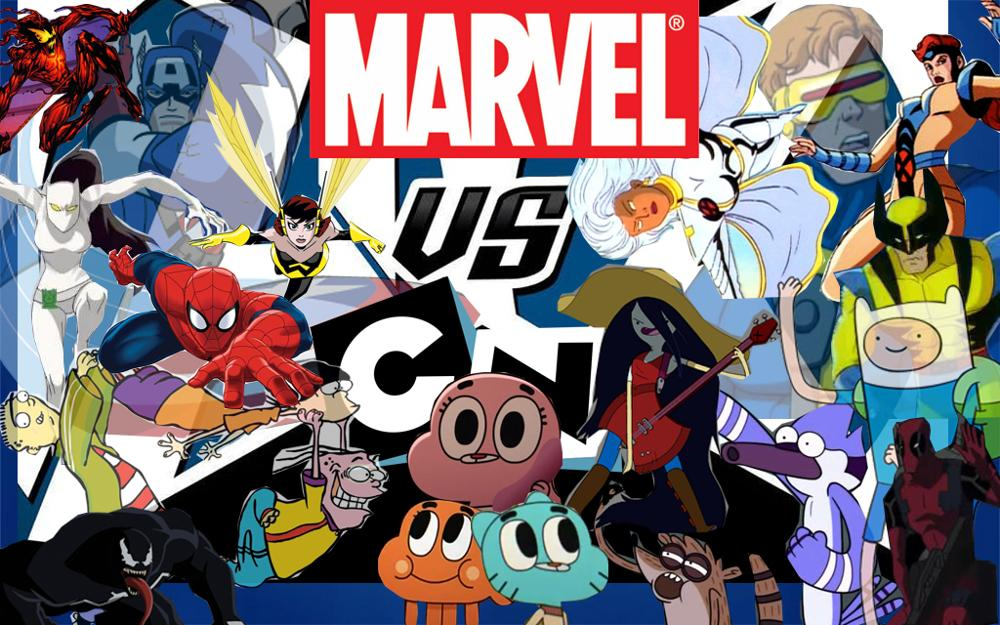 Marvel vs Cartoon Network: AVX