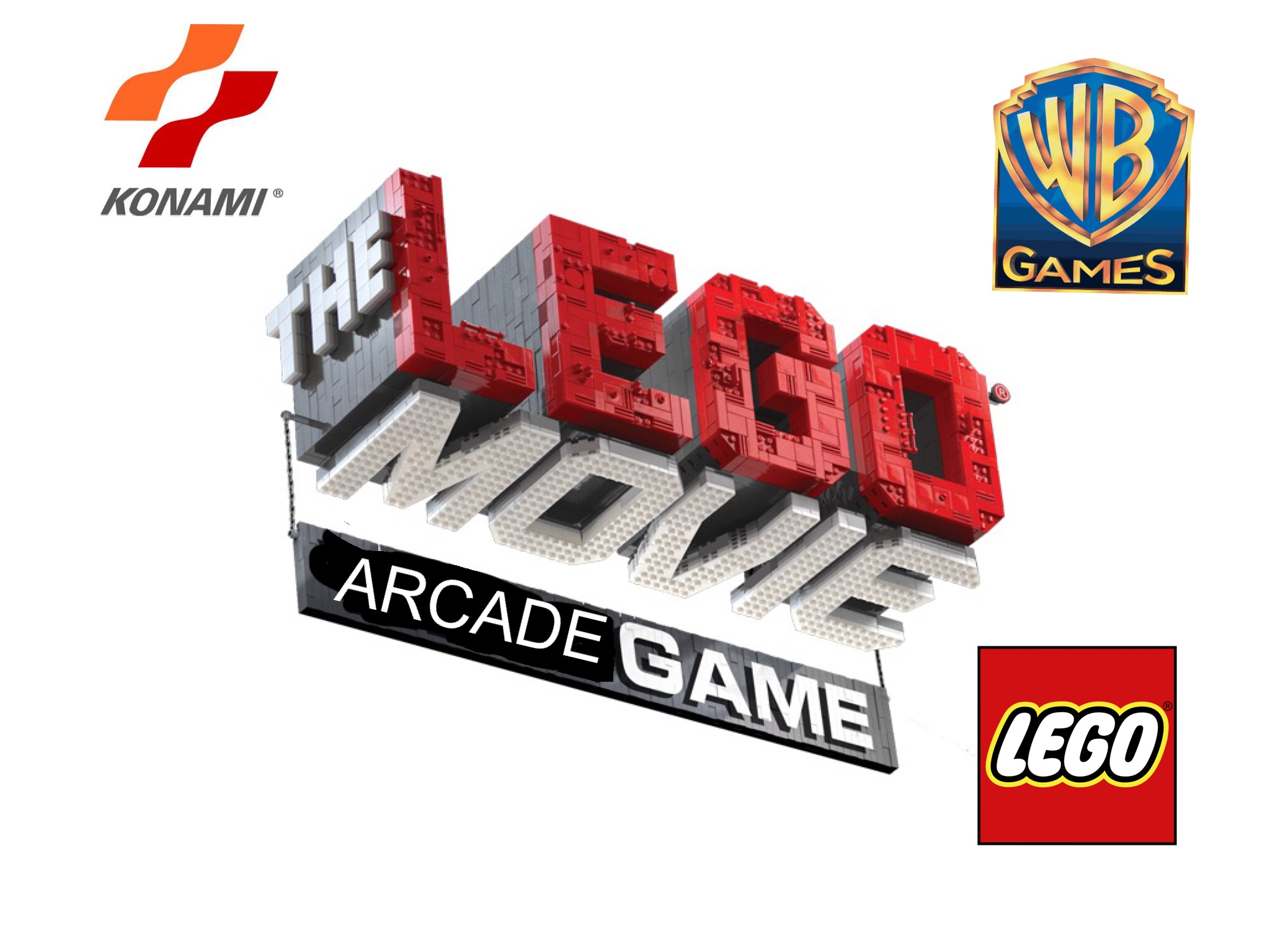 The LEGO Movie Arcade Game