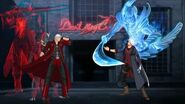 Mugen Devil May Cry 4 - Dante VS