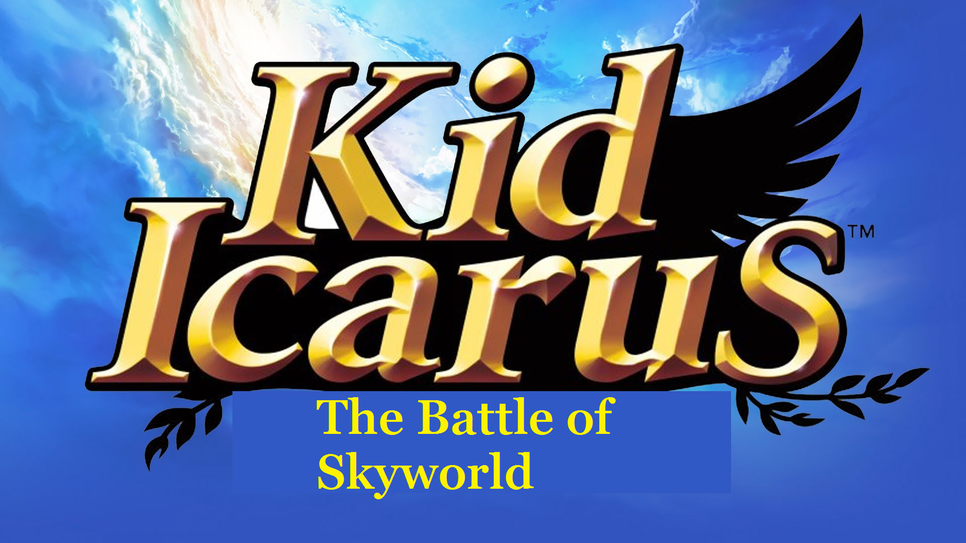 Kid Icarus: The Battle of Skyworld