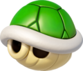Green Shell (Mario Kart 8 Artwork)