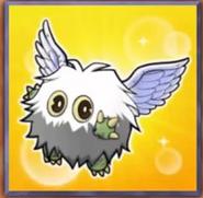Shining winged kuriboh