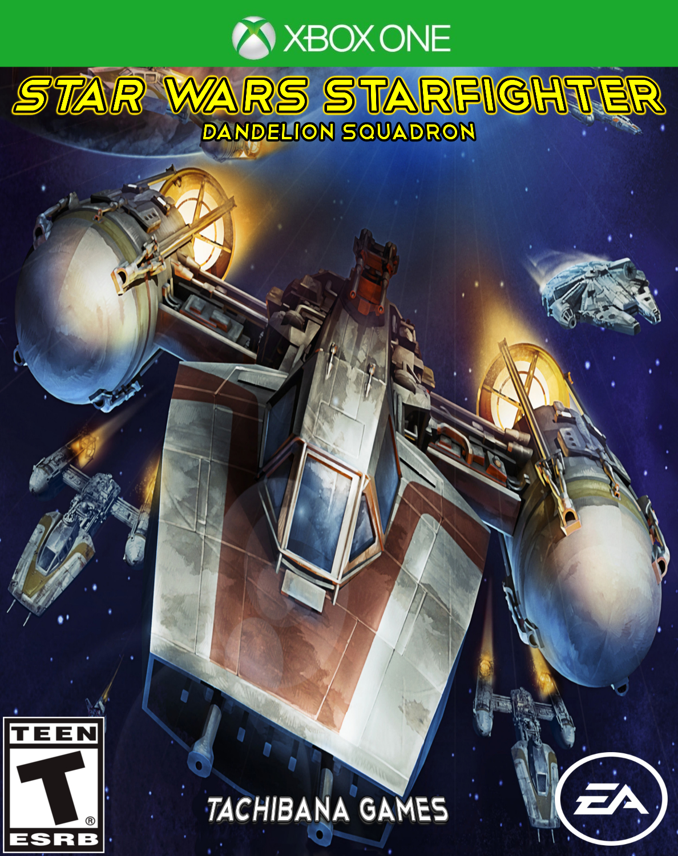 Star Wars Starfighter: Dandelion Squadron