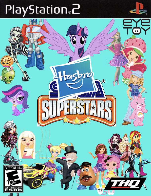 Hasbro Superstars