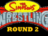 The Simpsons Wrestling: Round 2