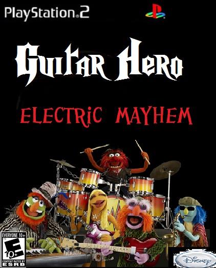 Guitar Hero: Electric Mayhem